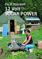 Cover of Do it yourself 12 volt solar power by Michel Daniek