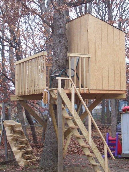 The treehouse guide usa treehouse list for One tree treehouse plans