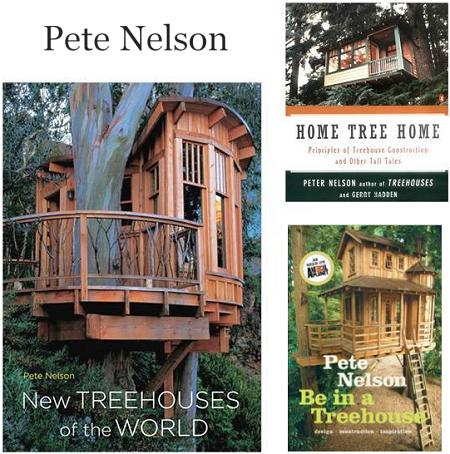 Pete Nelson S Treehouse Books
