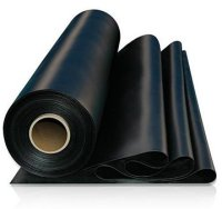 Roll of EPDM rubber