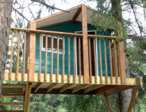 The Treehouse Guide Diy Building Designs And Plans